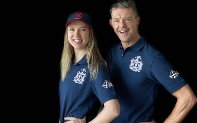 St Andrew's Society Polo Shirts