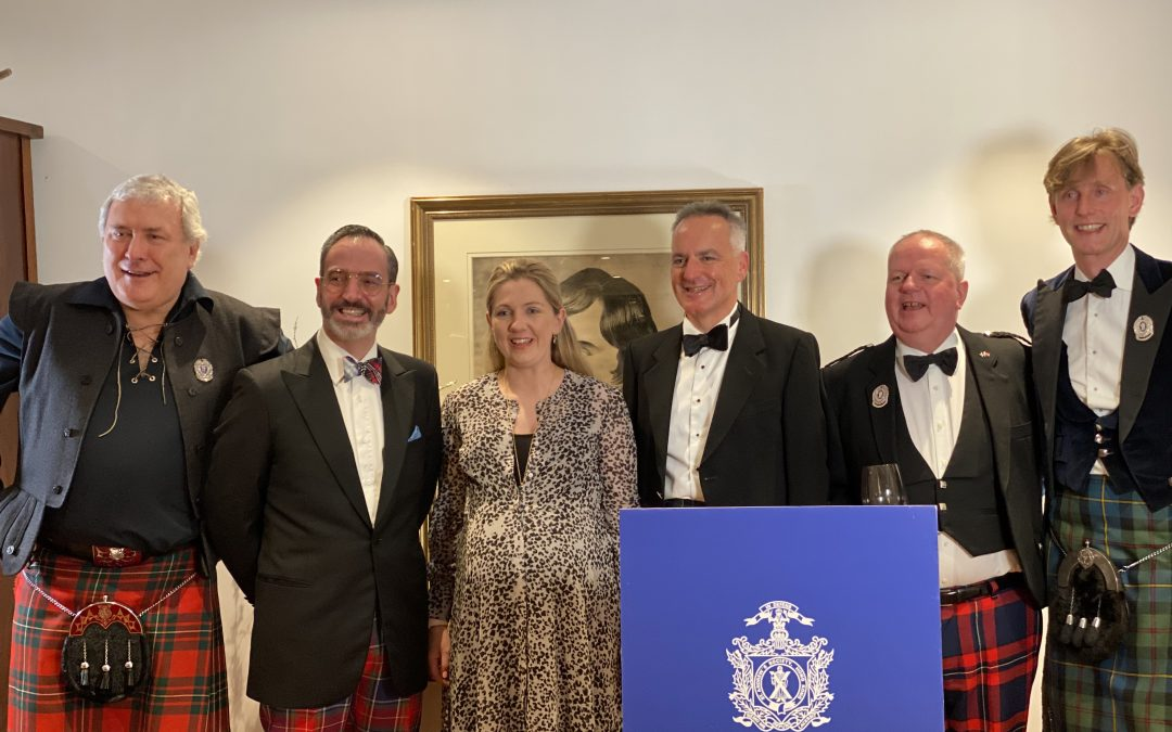 Virtual Burns Supper 2021